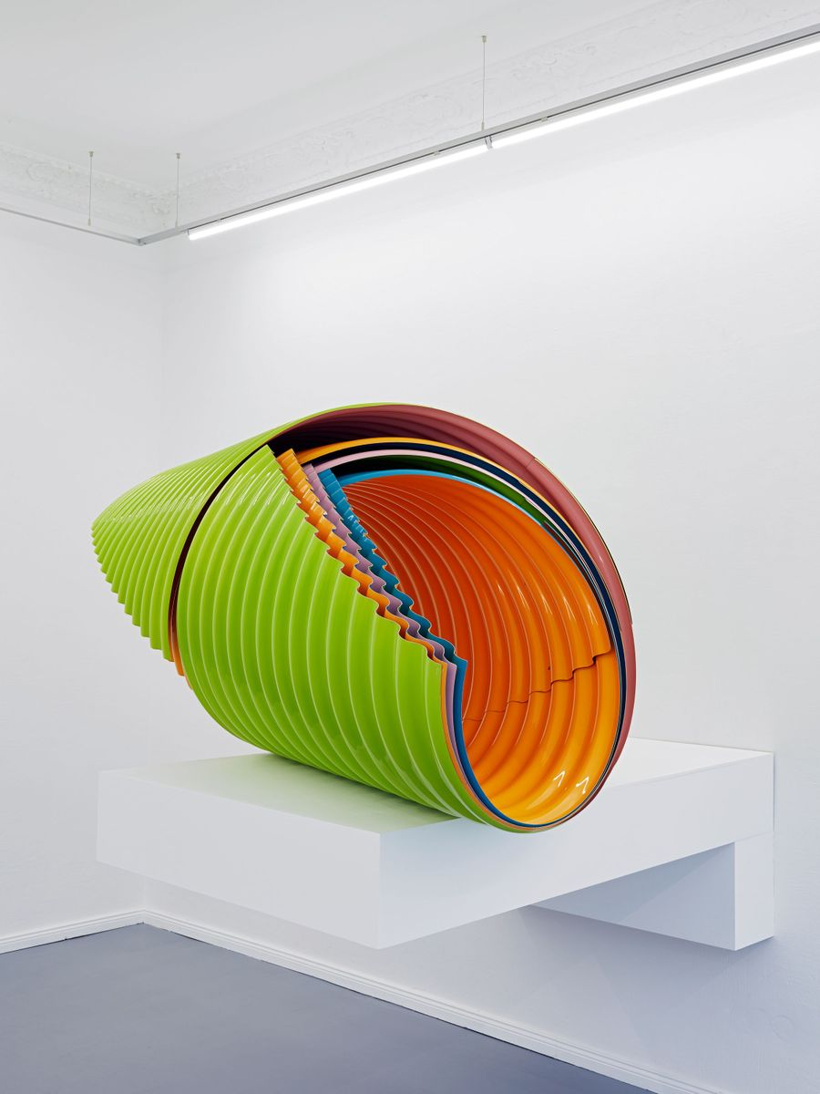 Couleurs risquées by Manuel Franke, Taubert Contemporary (4 of 5)