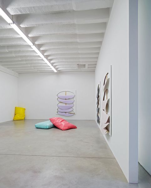 tactile space (Group Exhibition), Taubert Contemporary