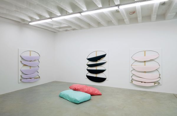 tactile space (Group Exhibition), Taubert Contemporary (2 of 7)