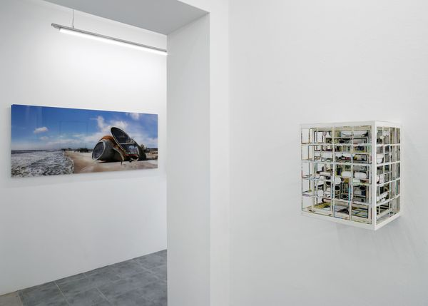 whodunnit (Group Exhibition), Taubert Contemporary (8 of 11)