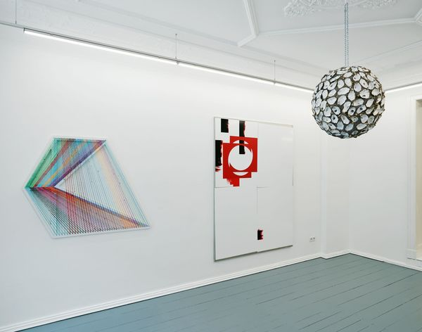 whodunnit (Group Exhibition), Taubert Contemporary