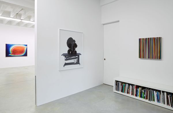 knowledge comes with death's release by Geissler & Sann, Taubert Contemporary (6 of 6)