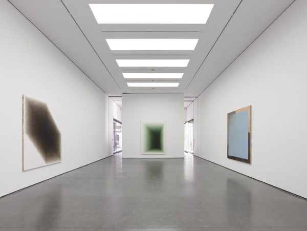 Solo exhibition by Peter Schuyff, White Cube | Mason's Yard (7 of 8)