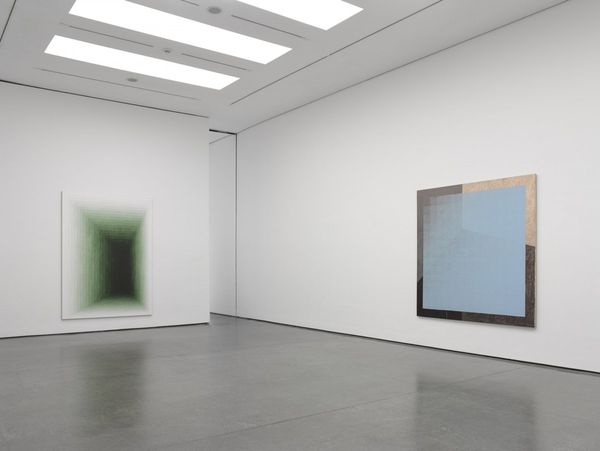 Solo exhibition by Peter Schuyff, White Cube | Mason's Yard (6 of 8)