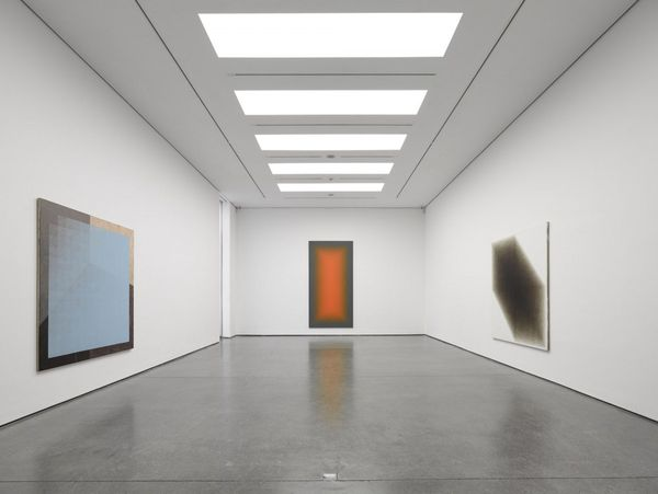 Solo exhibition by Peter Schuyff, White Cube | Mason's Yard (3 of 8)
