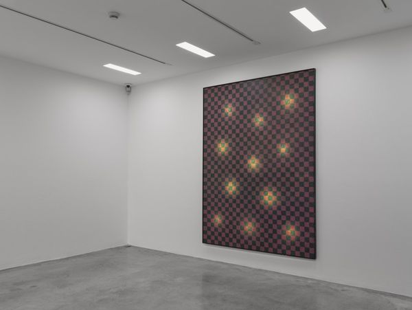 Solo exhibition by Peter Schuyff, White Cube | Mason's Yard (2 of 8)