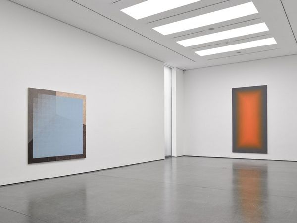 Solo exhibition by Peter Schuyff, White Cube | Mason's Yard (4 of 8)
