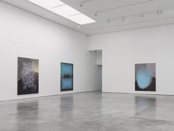 Solo exhibition by Peter Schuyff, White Cube | Mason's Yard