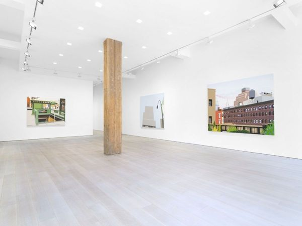High Rises and Double Vision: Images of New York