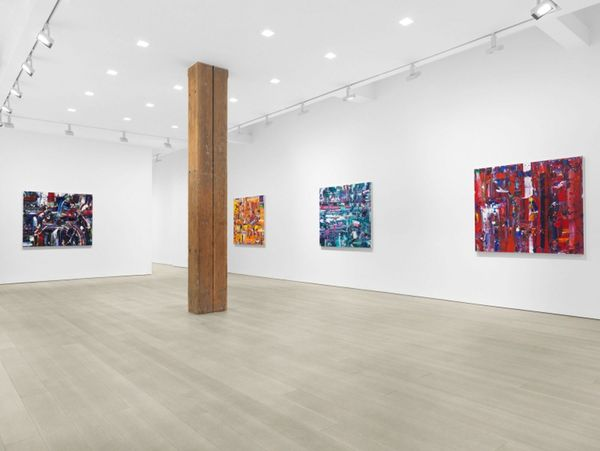 Solo Exhibition by Michael Reafsnyder, Miles McEnery Gallery I 525 W 22nd Street