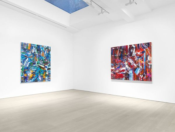 Solo Exhibition by Michael Reafsnyder, Miles McEnery Gallery I 525 W 22nd Street (4 of 5)