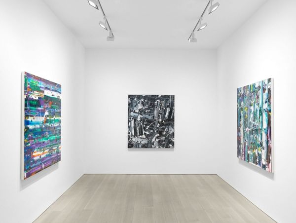 Solo Exhibition by Michael Reafsnyder, Miles McEnery Gallery I 525 W 22nd Street (2 of 5)