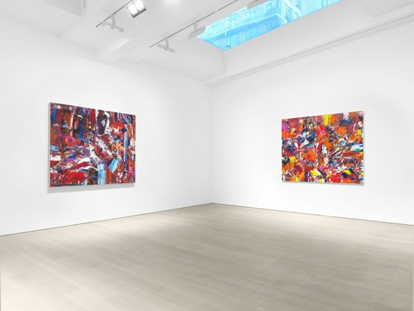 Solo Exhibition by Michael Reafsnyder, Miles McEnery Gallery I 525 W 22nd Street (3 of 5)