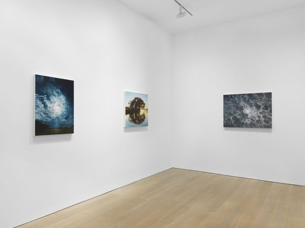 Solo exhibition by April Gornik, Miles McEnery Gallery I 525 W 22nd Street (5 of 5)
