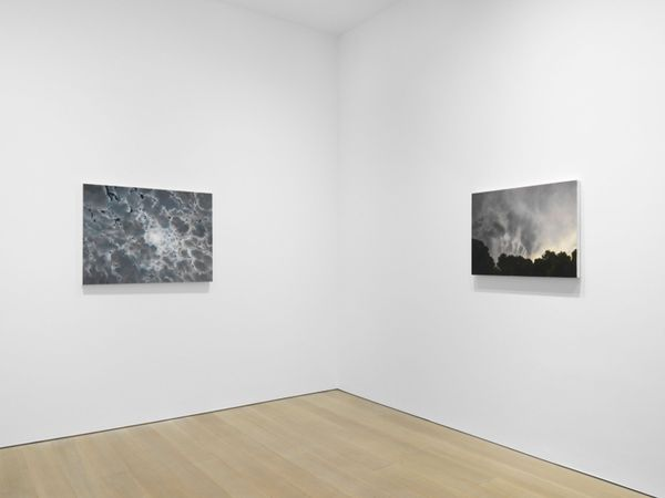 Solo exhibition by April Gornik, Miles McEnery Gallery I 525 W 22nd Street (4 of 5)