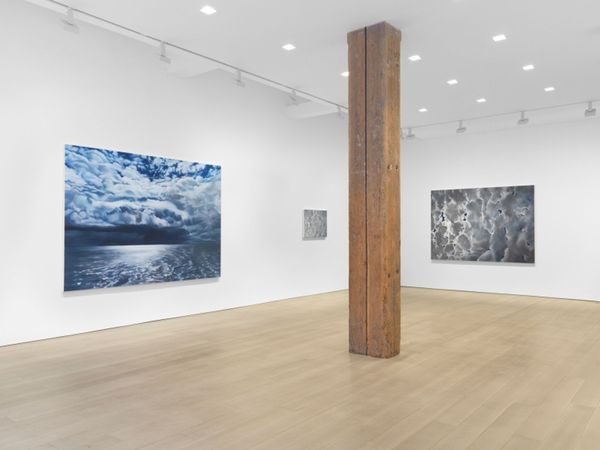 Solo exhibition by April Gornik, Miles McEnery Gallery I 525 W 22nd Street