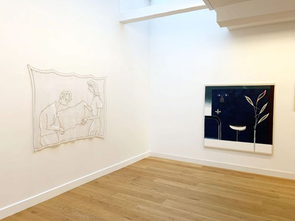 Alternate spaces (Group Exhibition), Flatland Gallery (2 of 2)