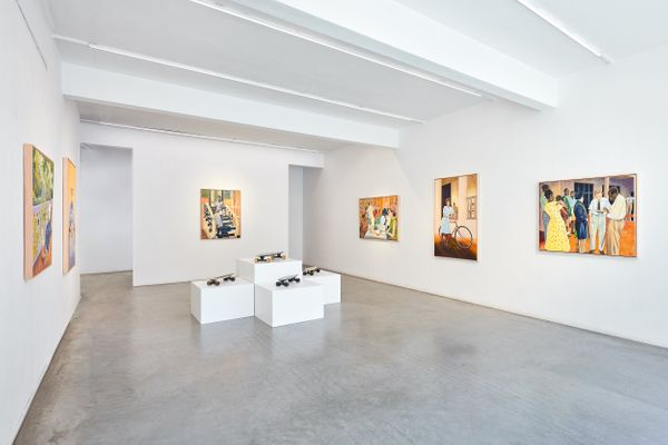 Introducing (Group Exhibition), Ronchini Gallery