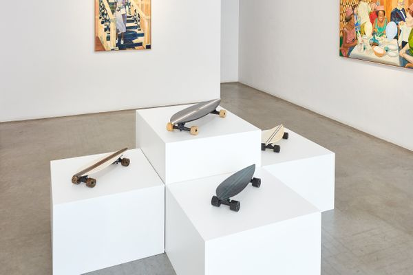Introducing (Group Exhibition), Ronchini Gallery (4 of 7)