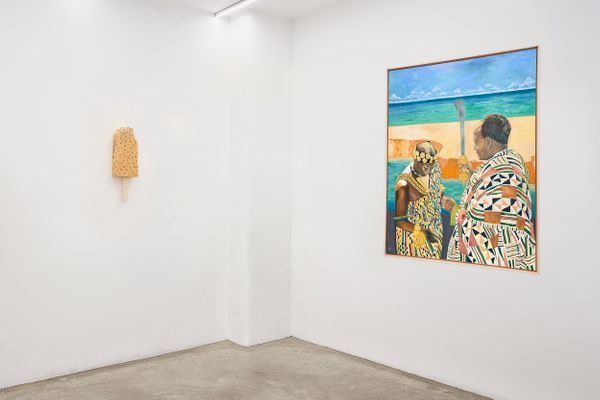 Introducing (Group Exhibition), Ronchini Gallery (3 of 7)
