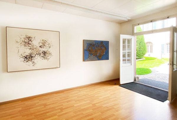 Informal and Abstract Highlights Focus Sam Francis (Group Exhibition), Galerie Carzaniga (3 of 7)
