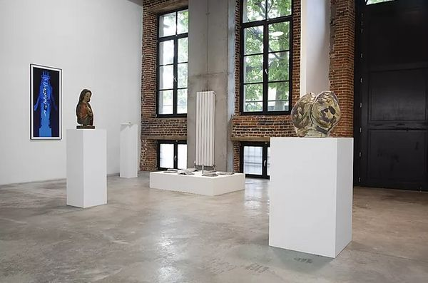 New Saints (Group Exhibition), Waldburger Wouters