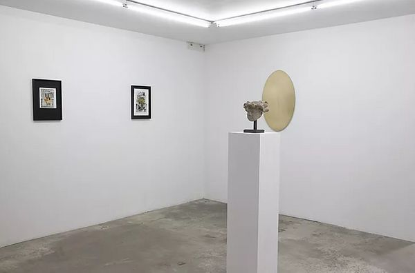 New Saints (Group Exhibition), Waldburger Wouters (2 of 4)