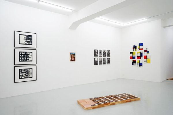Narration and Performance (Group Exhibition), Lullin + Ferrari (3 of 3)