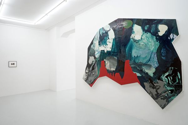 Narration and Performance (Group Exhibition), Lullin + Ferrari (2 of 3)
