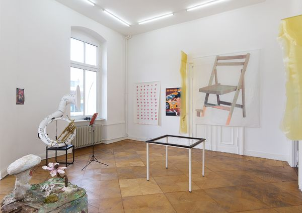 Relax - it's all online (Group Exhibition), Lars Friedrich (4 of 6)