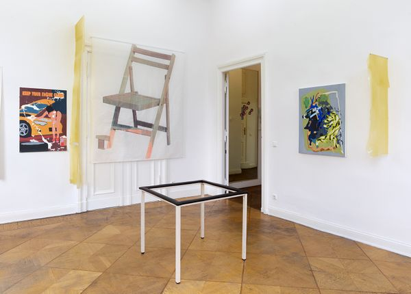 Relax - it's all online (Group Exhibition), Lars Friedrich (5 of 6)