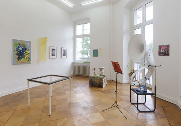 Relax - it's all online (Group Exhibition), Lars Friedrich (2 of 6)
