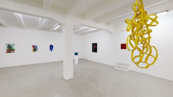 And thence we came forth to see again the stars (Group Exhibition), The Flat - Massimo Carasi (4 of 5)