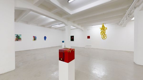 And thence we came forth to see again the stars (Group Exhibition), The Flat - Massimo Carasi (2 of 5)