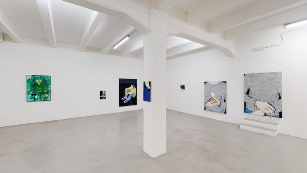 In my Room (Group Exhibition), The Flat - Massimo Carasi (2 of 6)