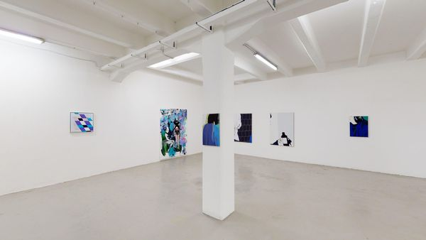 In my Room (Group Exhibition), The Flat - Massimo Carasi