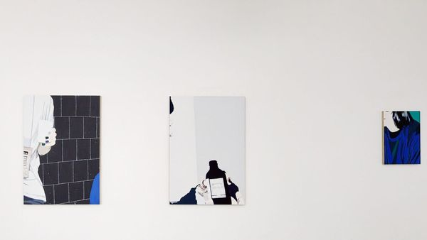 In my Room (Group Exhibition), The Flat - Massimo Carasi (5 of 6)