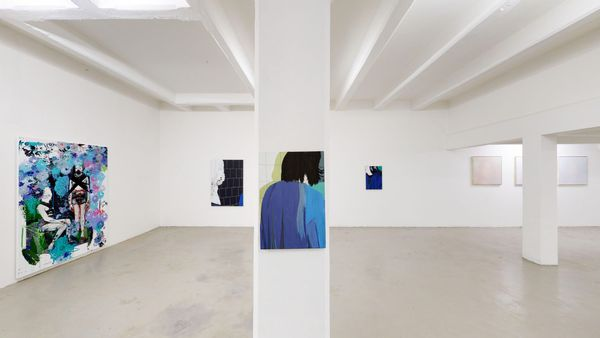 In my Room (Group Exhibition), The Flat - Massimo Carasi (3 of 6)