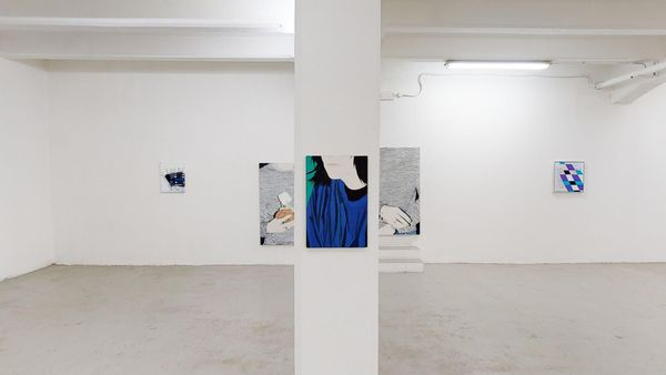 In my Room (Group Exhibition), The Flat - Massimo Carasi (4 of 6)