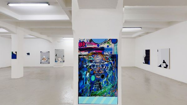 In my Room (Group Exhibition), The Flat - Massimo Carasi (6 of 6)