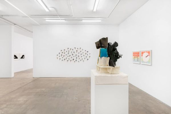 HIDDEN HOUR: CURATED BY LINDA LOPEZ & MARC MITCHELL