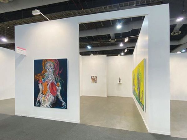 ZONA MACO Art Fair 2020, Mexico City | NP7
