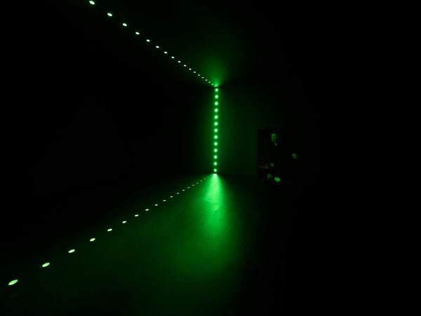 Lucio Fontana. Walking the Space: Spatial Environments, 1948 – 1968 by Lucio Fontana, Hauser & Wirth | Los Angeles (2 of 5)