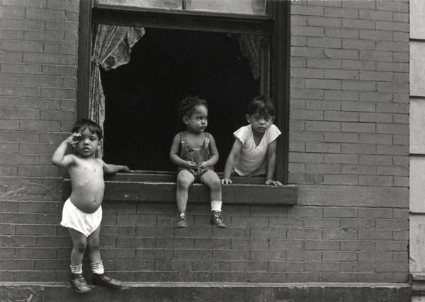 Helen Levitt - Five Decades
