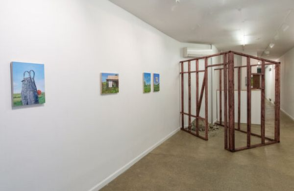 The Washhouse: Nothing Ever Happened Here by Melanie Vote, Equity Gallery (2 of 5)