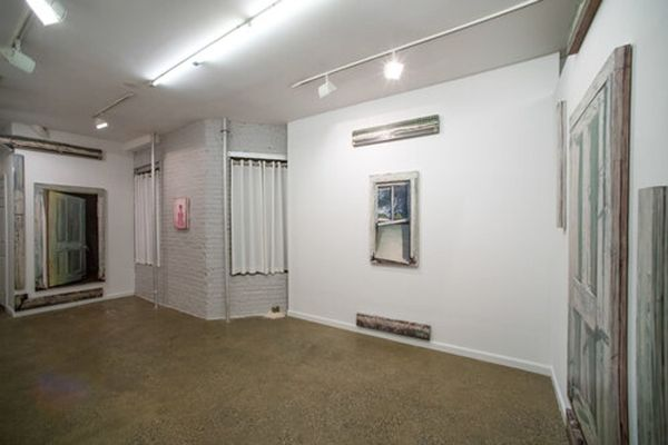 The Washhouse: Nothing Ever Happened Here by Melanie Vote, Equity Gallery (5 of 5)
