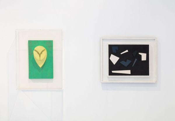 group show I mage of a collection,  14  historic artists of the gallery (Group Exhibition), Galerie Denise René | Rive Gauche (3 of 7)