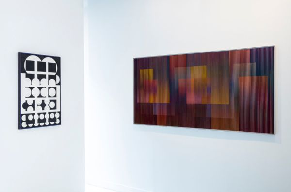 group show I mage of a collection,  14  historic artists of the gallery (Group Exhibition), Galerie Denise René | Rive Gauche (6 of 7)