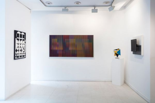 group show I mage of a collection,  14  historic artists of the gallery (Group Exhibition), Galerie Denise René | Rive Gauche (7 of 7)