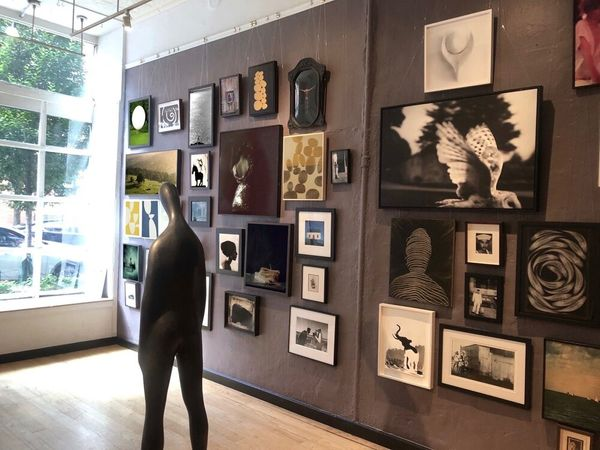 Fall Salon: Group show of Fine Art + Photography (Group Exhibition), Robin Rice Gallery (2 of 2)
